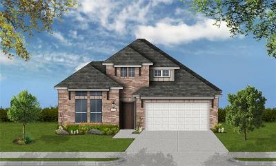 Hays County, Travis County, Williamson County Single Family Home For Sale: 3251 Pablo Cir