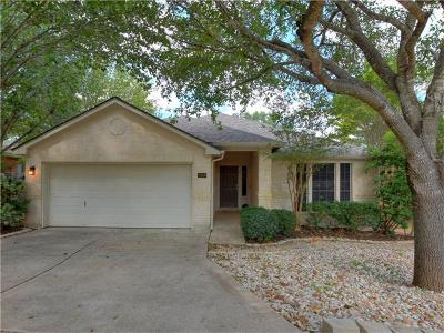 Hays County, Travis County, Williamson County Single Family Home Pending - Taking Backups: 5958 Mesa Verde Cir