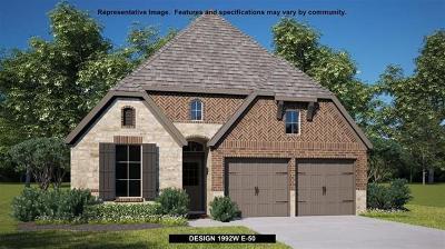 Manor Single Family Home For Sale: 11820 Voelker Reinhardt Way