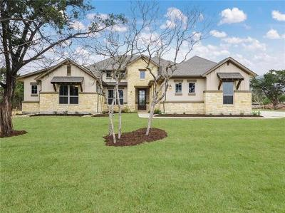 Leander Single Family Home For Sale: 2244 High Lonesome