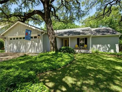 Austin Single Family Home Pending - Taking Backups: 4002 Cordova Dr