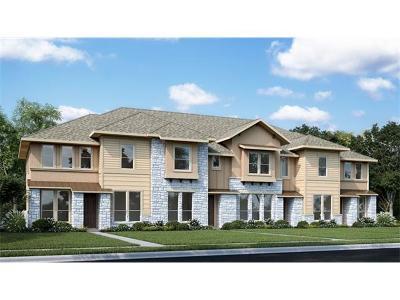 Travis County Condo/Townhouse For Sale: 6814 E Riverside Dr B8 U 81