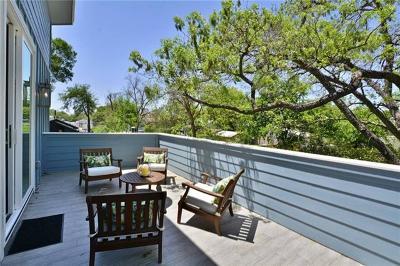 Austin Single Family Home For Sale: 2605 Hidalgo St #B