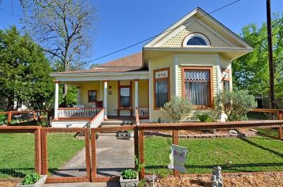 Taylor Single Family Home For Sale: 516 W 4th St