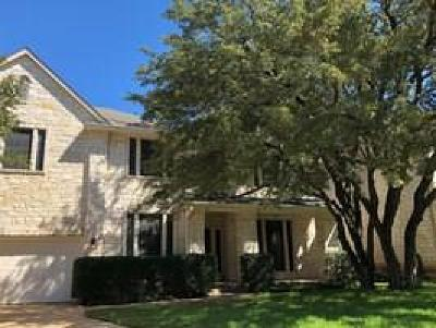 Austin TX Single Family Home For Sale: $400,000