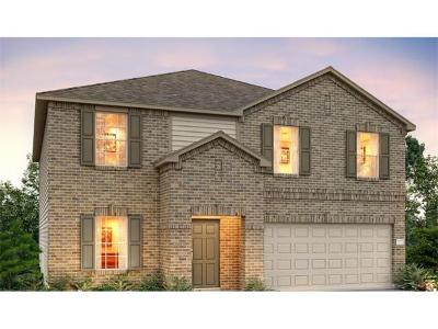 Pflugerville Single Family Home For Sale: 19600 Dunstan Beacon