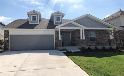 Round Rock Single Family Home For Sale: 6845 Brindisi Pl