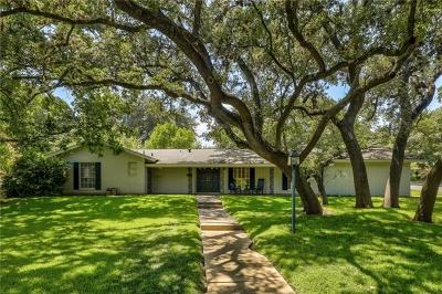 Austin Single Family Home For Sale: 5814 Westmont Dr