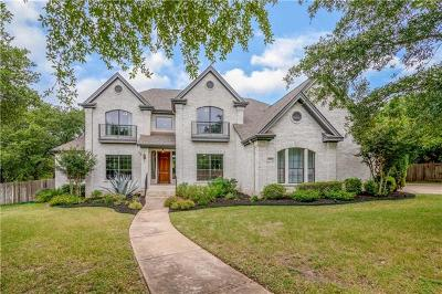 Round Rock Single Family Home Pending - Taking Backups: 4524 Harvey Penick Dr