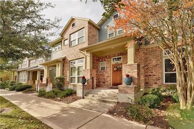 Austin Condo/Townhouse For Sale: 4124 Berkman Dr