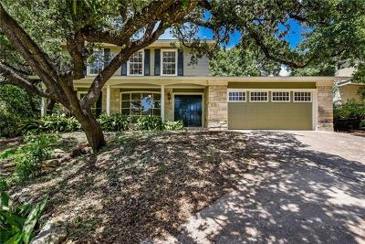 Austin Single Family Home For Sale: 3512 Highland View Dr