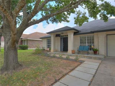 Travis County Single Family Home For Sale: 7501 Ponoma Trl