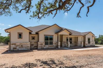 Burnet County Single Family Home For Sale: 1500 Cr 200a