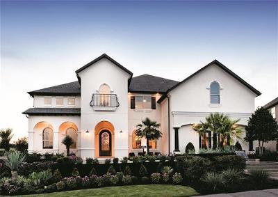 Leander Single Family Home For Sale: 3933 Veneto Ln