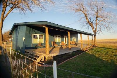 Williamson County Single Family Home Pending - Taking Backups: 101 County Road 354