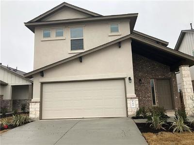 Leander Single Family Home For Sale: 145 Shearwater Ln