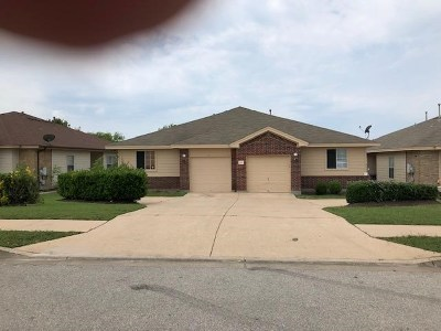 Round Rock Multi Family Home Pending - Taking Backups: 2804 Southampton Way
