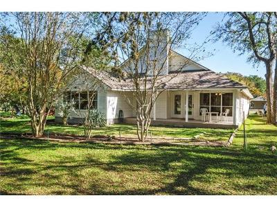 Wimberley Single Family Home For Sale: 21 Par View Dr