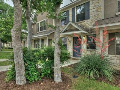 Cedar Park Condo/Townhouse Pending - Taking Backups: 401 Buttercup Creek Blvd