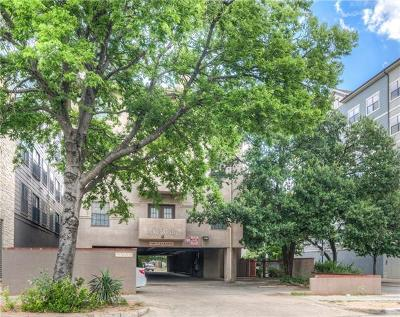 Austin Condo/Townhouse For Sale: 2509 Pearl St #7