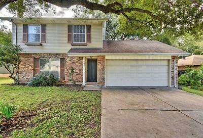 Austin Single Family Home For Sale: 1209 S Trace Dr