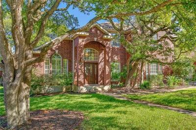 Austin Single Family Home For Sale: 8007 Caribou Parke Cv