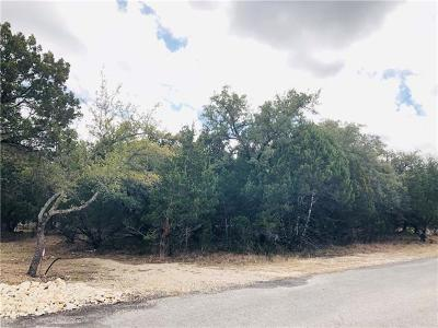Lago Vista Residential Lots & Land For Sale: 3402 Boone Dr