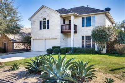 Hays County, Travis County, Williamson County Single Family Home For Sale: 5539 Hitcher Bnd