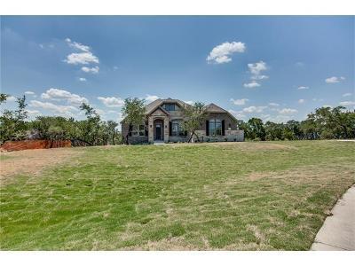 Austin Single Family Home For Sale: 301 Sea Hero Pl