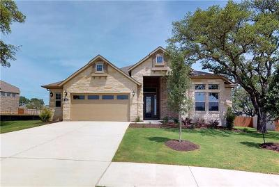 Travis County Single Family Home For Sale: 18704 Alonso Pl