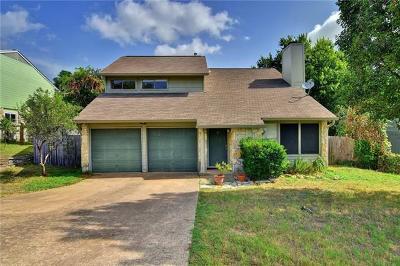 Single Family Home For Sale: 8318 Hanbridge Ln