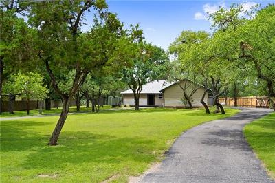 San Marcos Single Family Home Pending - Taking Backups: 2640 Oak Haven Dr