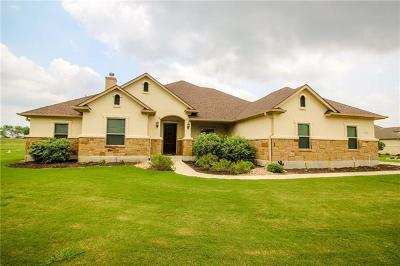 Burnet County Single Family Home For Sale: 102 Rio Ancho Blvd