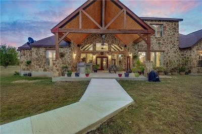 Blanco TX Single Family Home For Sale: $775,000