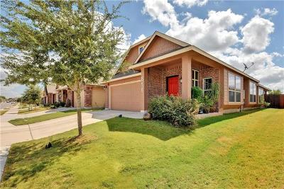 Travis County Single Family Home Pending - Taking Backups: 815 Hatton Hill Ct