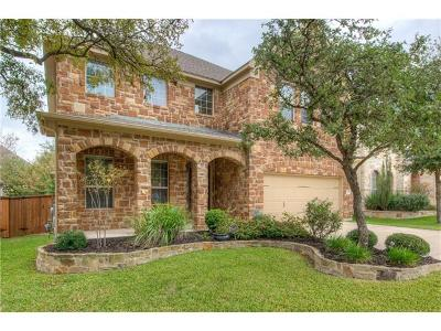 Cedar Park Single Family Home For Sale: 4003 Gloucester Dr