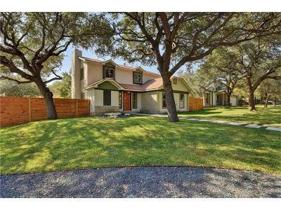 Austin Single Family Home For Sale: 1617 Charolais Dr