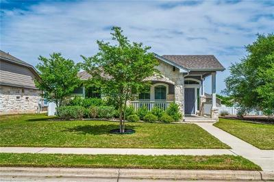 Cedar Park Single Family Home Pending - Taking Backups: 1604 Colorado Bend Dr