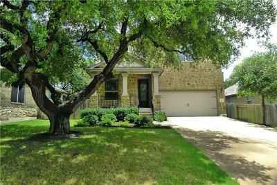 Austin Single Family Home Pending - Taking Backups: 166 Limestone Trl