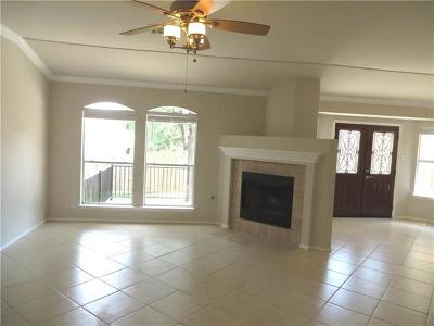 Travis County Single Family Home Pending - Taking Backups: 11401 Hillhaven Dr