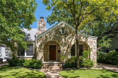Austin Rental For Rent: 3107 Lafayette Ave
