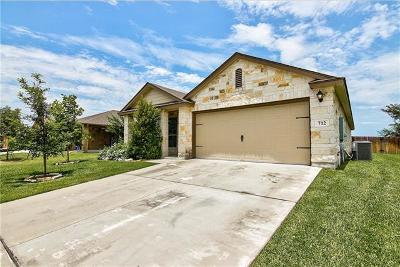 Lockhart Single Family Home For Sale: 712 Indian Blanket