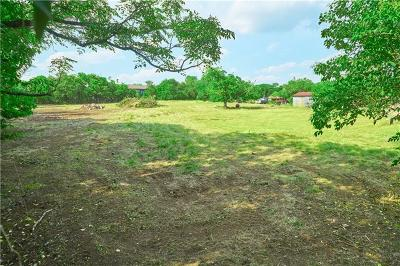 Round Rock Residential Lots & Land For Sale: 1106 Ledbetter St