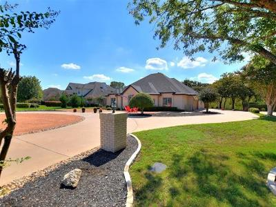 Georgetown Single Family Home For Sale: 30713 Berry Creek Dr
