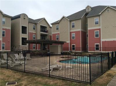 Austin Condo/Townhouse For Sale: 1901 Crossing Pl #1103