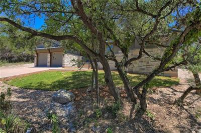 Lago Vista Single Family Home For Sale: 5003 Country Club Dr