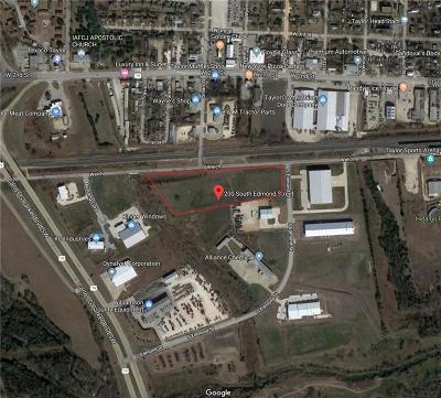 Taylor Residential Lots & Land For Sale: 200 Edmond St