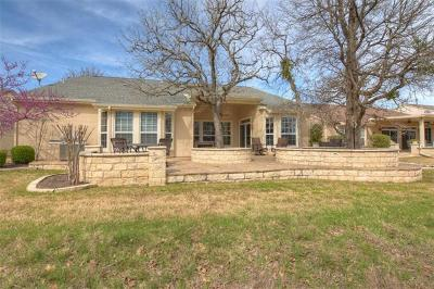 Georgetown Single Family Home Pending - Taking Backups: 717 Breezeway Ln
