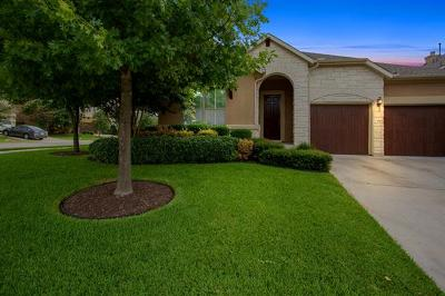 Round Rock Single Family Home For Sale: 1965 Kempwood Loop