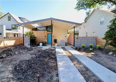 Single Family Home For Sale: 1811 Collier St
